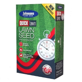 QUICK LAWN SEED