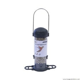 READY FILLED SUNFLOWER HEARTS FEEDER
