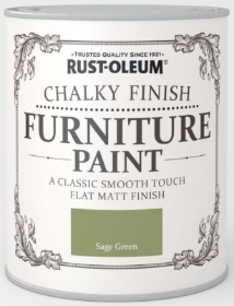 RUST OLEUM CHALK PAINT SAGE GREEN