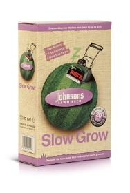 SLOW GROW LAWN SEED