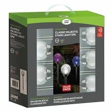 SMART SOLAR CLASSIC MAJESTIC STAKE LIGHT 5 PACK