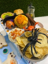 TAKEAWAY CHILDS HALLOWEEN AFTERNOON TEA