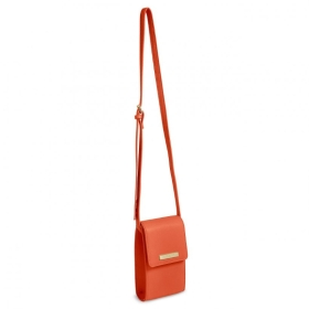 TAYLOR CROSSBODY BAG BURNT ORANGE