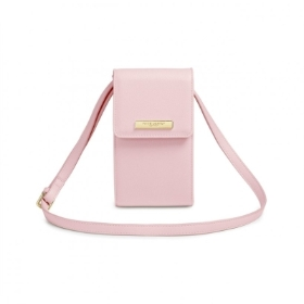 TAYLOR CROSSBODY BAG PALE PINK