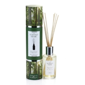 THE SCENTED HOME REED DIFFUSER WHITE CEDAR AND BERGAMOT 150ML
