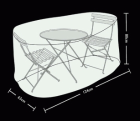 TOM CHAMBERS PRESTIGE BISTRO SET COVER SMALL