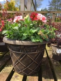 TUSCANY PATIO PLANTERS LARGE