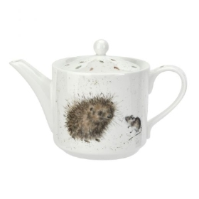 Wrendale Royal Worcester Hedgehog Teapot
