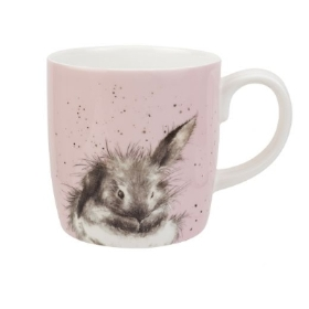 Wrendale Royal Worcester Large 'Bathtime' Mug