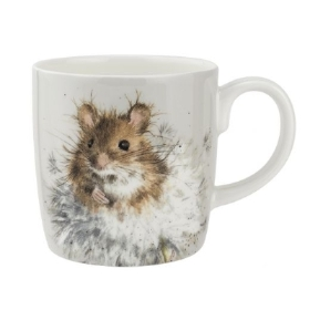 Wrendale Royal Worcester Large 'Dandelion' Mug