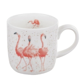 Wrendale Royal Worcester Pink Ladies Mug