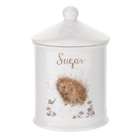 Wrendale Royal Worcester Sugar Canister