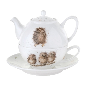 Wrendale Royal Worcester Tea for One Set
